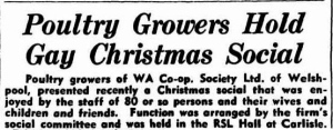 South Western Advertiser, 23 Dec 1948
