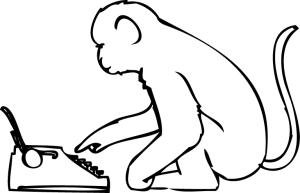 Typing-monkey