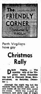 Western Mail, 13 Dec 1945