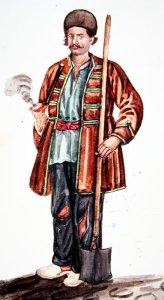 Persian farmer