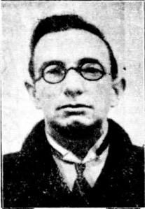 Dr David Stewart in 1938