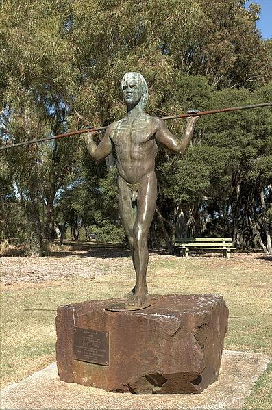 Yagan_Statue