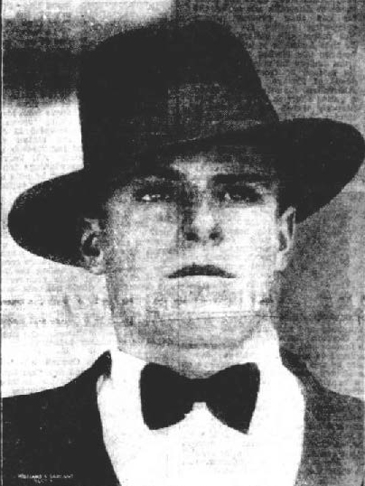 Clarrie Smith, aged 16