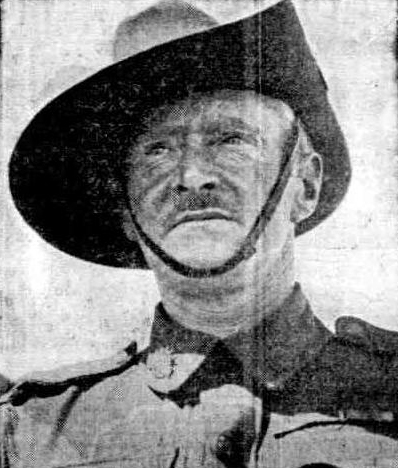 Private Leslie Shaw, 1940