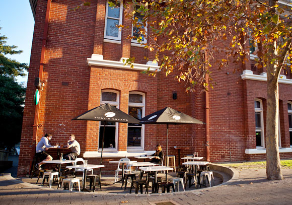 Dodgy Perth's favourite small bar